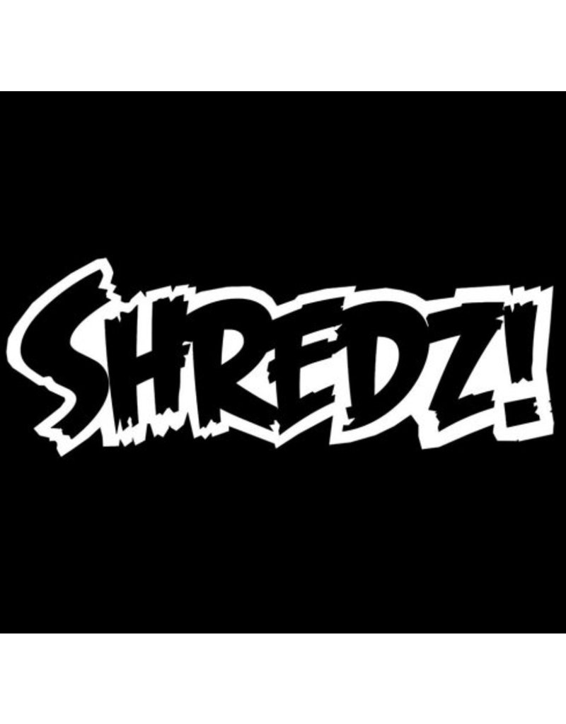Shredz Shredz Decal