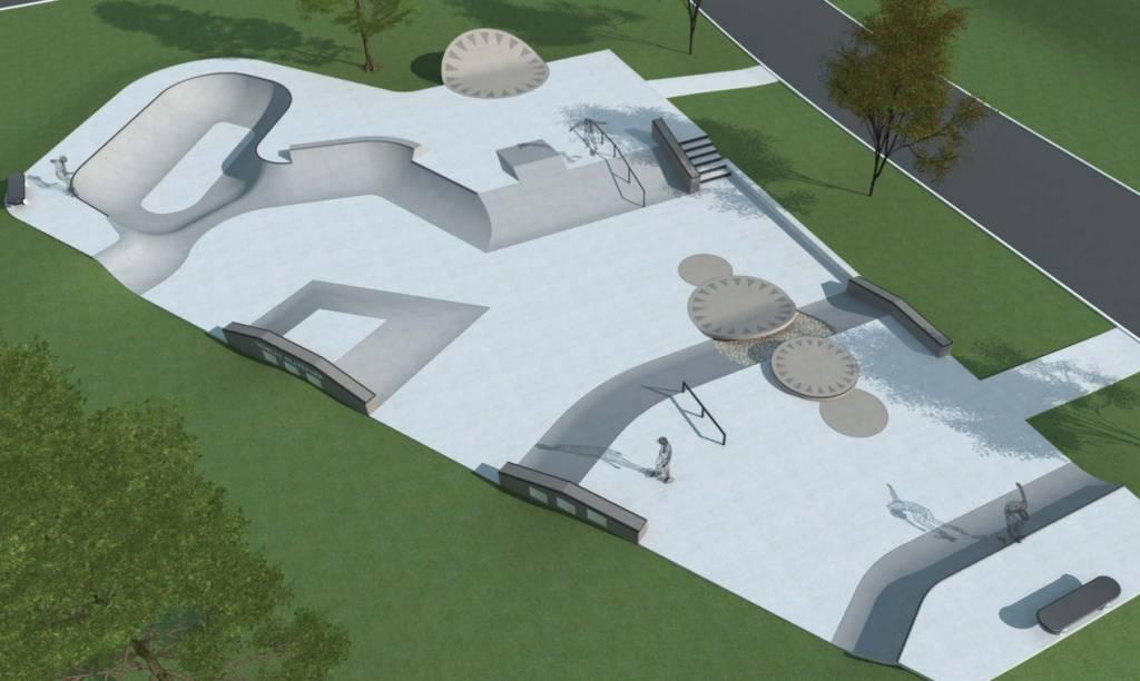 Morley Skatepark Plans