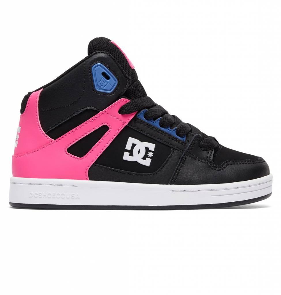 Dc DC Pure High Top Shoes - Shredz Shop