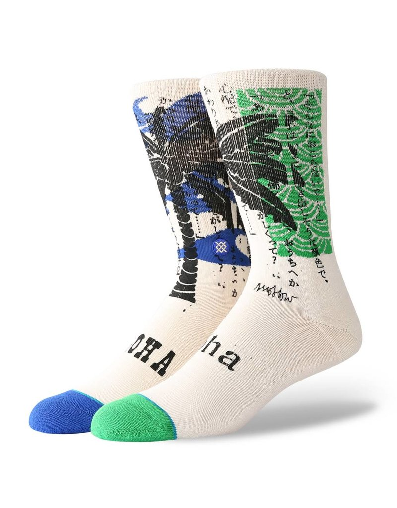 Stance Stance Mark Oblow Palm Socks