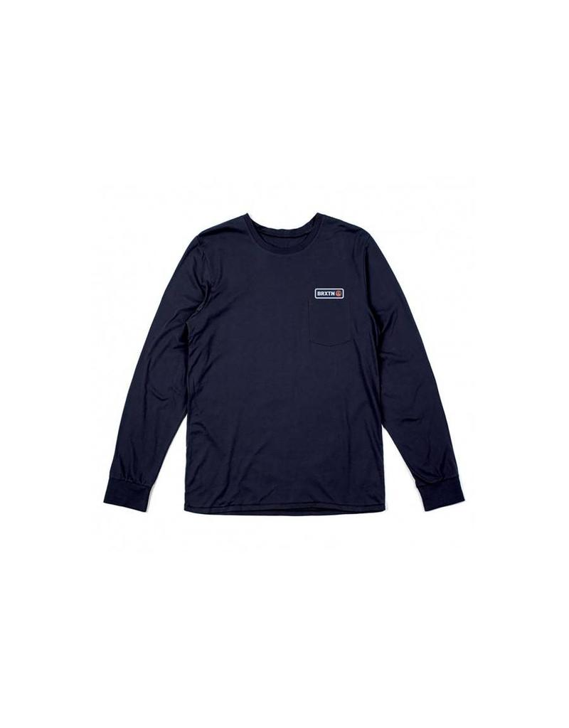 Brixton Brixton Baldwin L/S Shirt