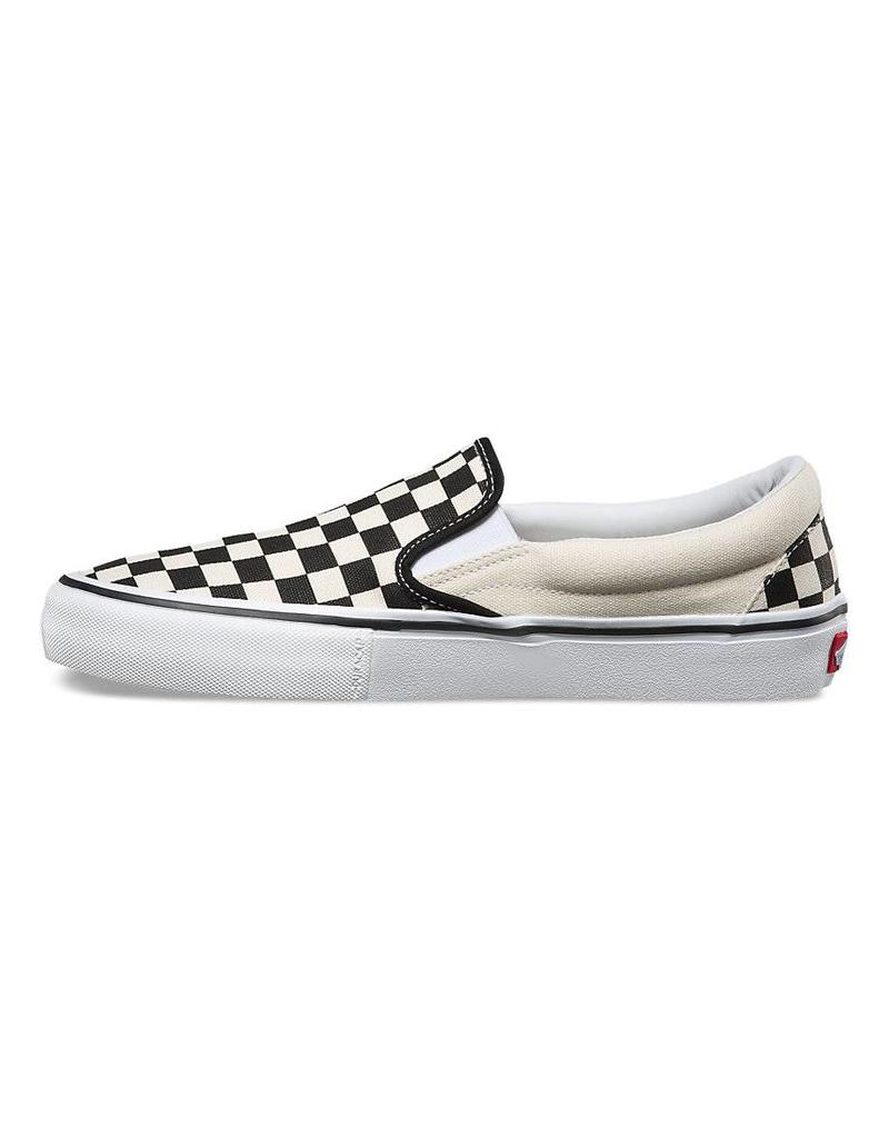 Vans Slip On Pro Shoes (black white checkerboard) - Shredz Shop 0f0dc0cac