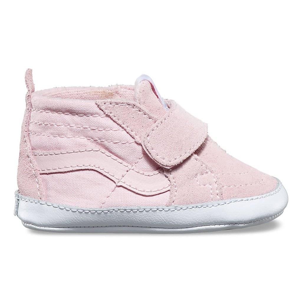 Vans Infant Sk8-Hi Crib Shoes (dusty