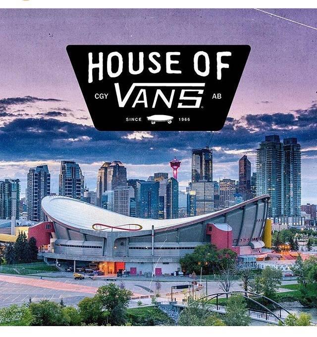 House Of Vans Calgary
