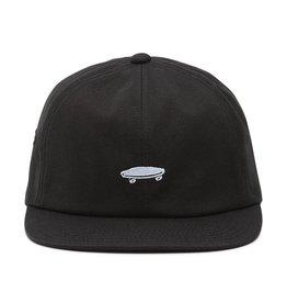 aacd8032a918 Vans Vans Salton II Hat (blk white)