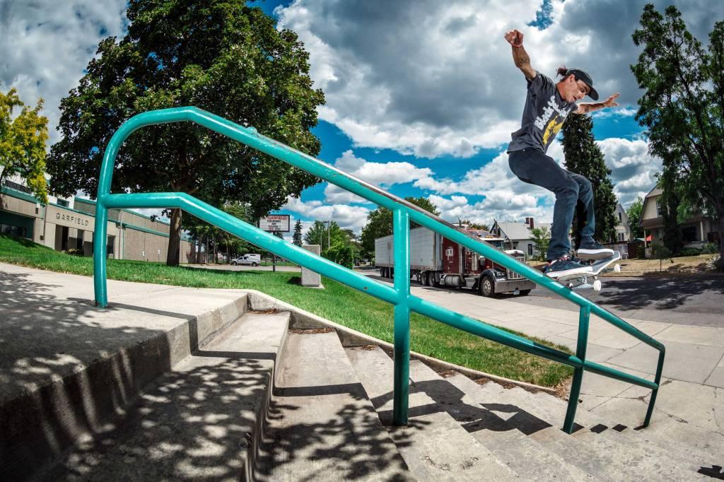 Portland Skate Trip
