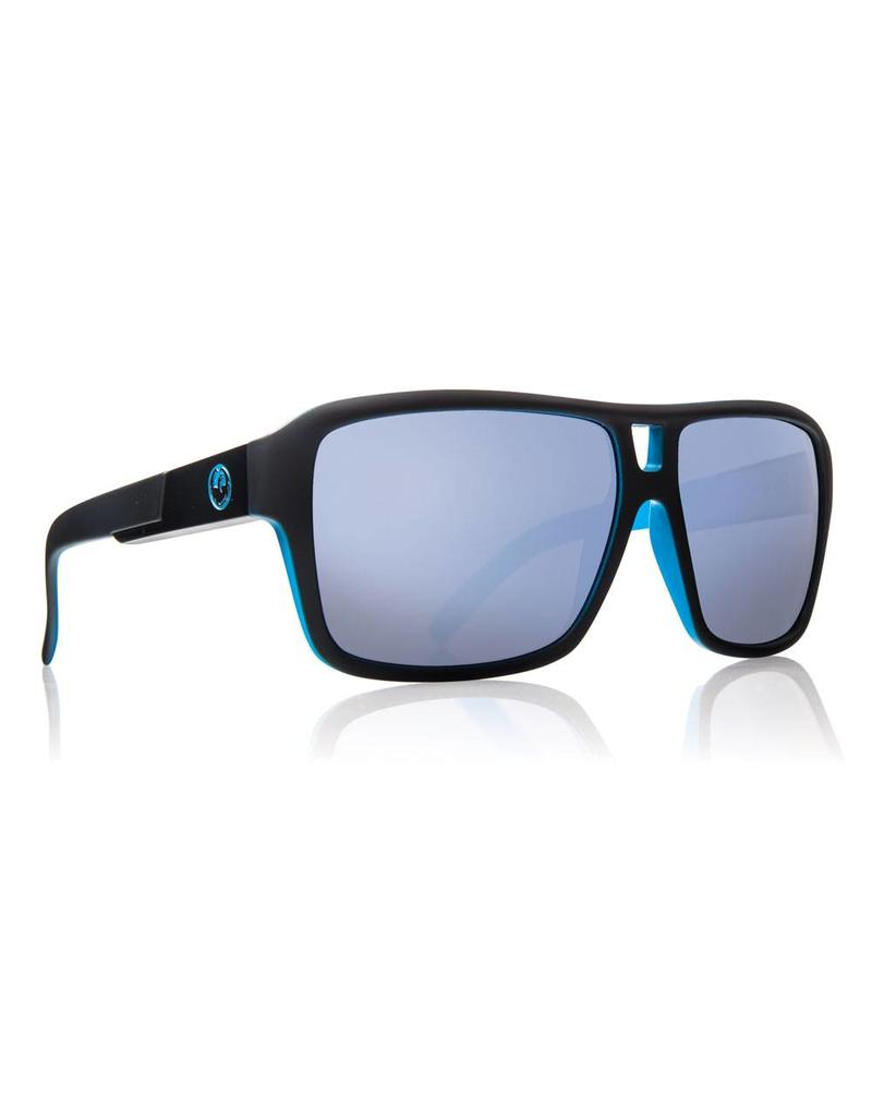 Dragon The Jam Sunglasses (Matte Black/Sky Blue Ion)