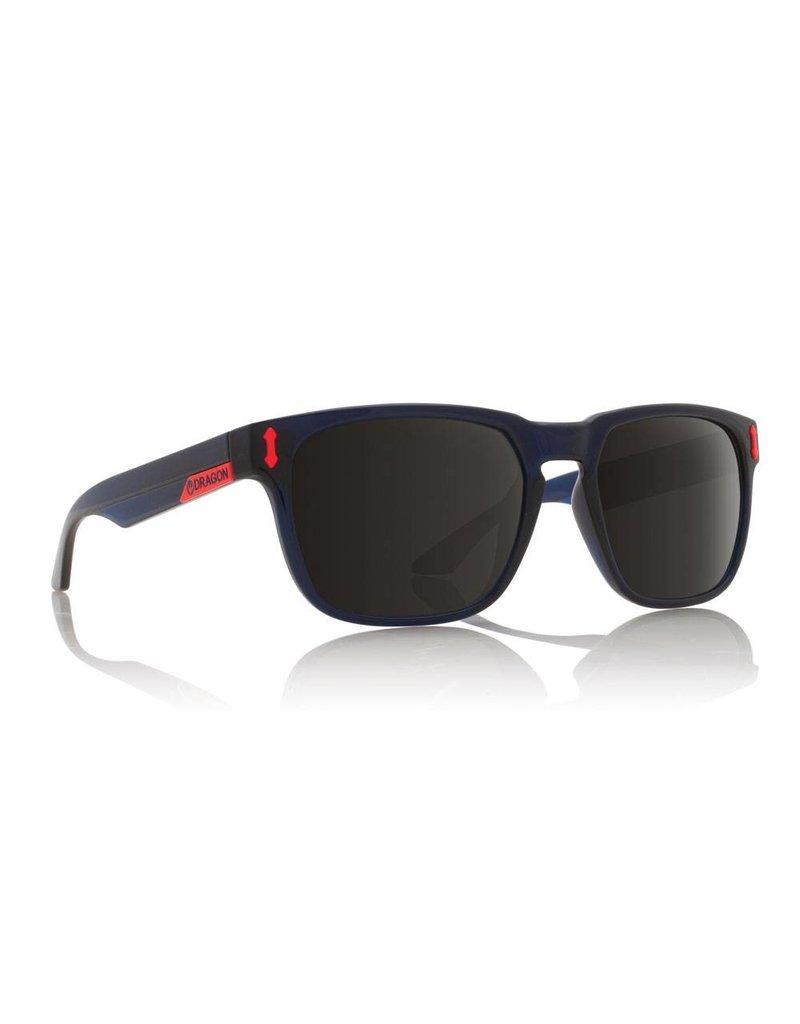 Dragon Monarch Sunglasses (crystal navy/grey)