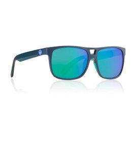 Dragon Roadblock H20 Sunglasses (matte deep navy/green)