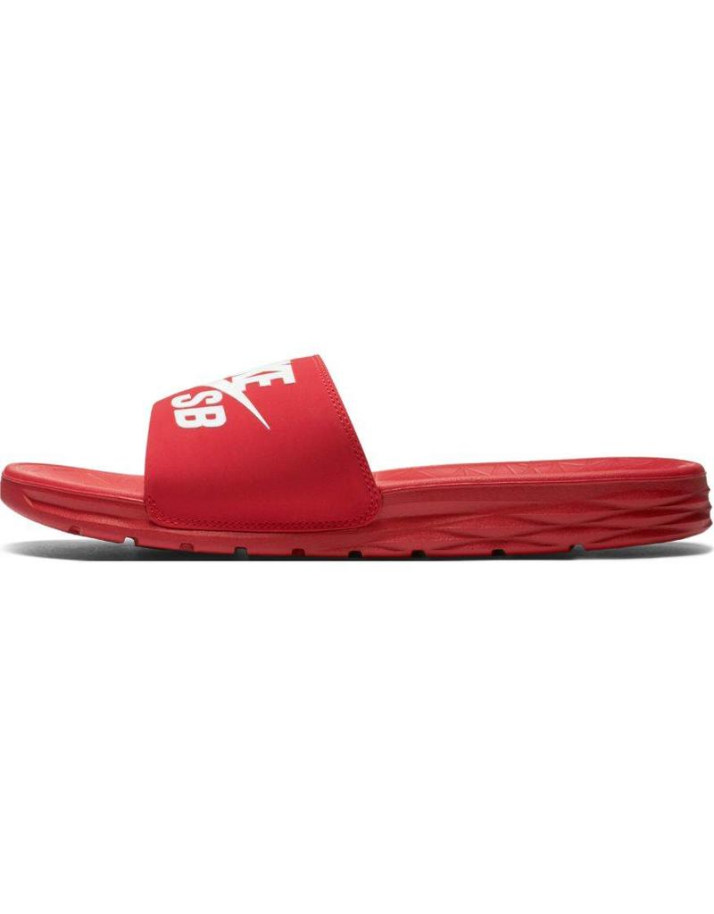 a7d27c1962f81 Nike Benassi Solarsoft Slide Sandals - Shredz Shop
