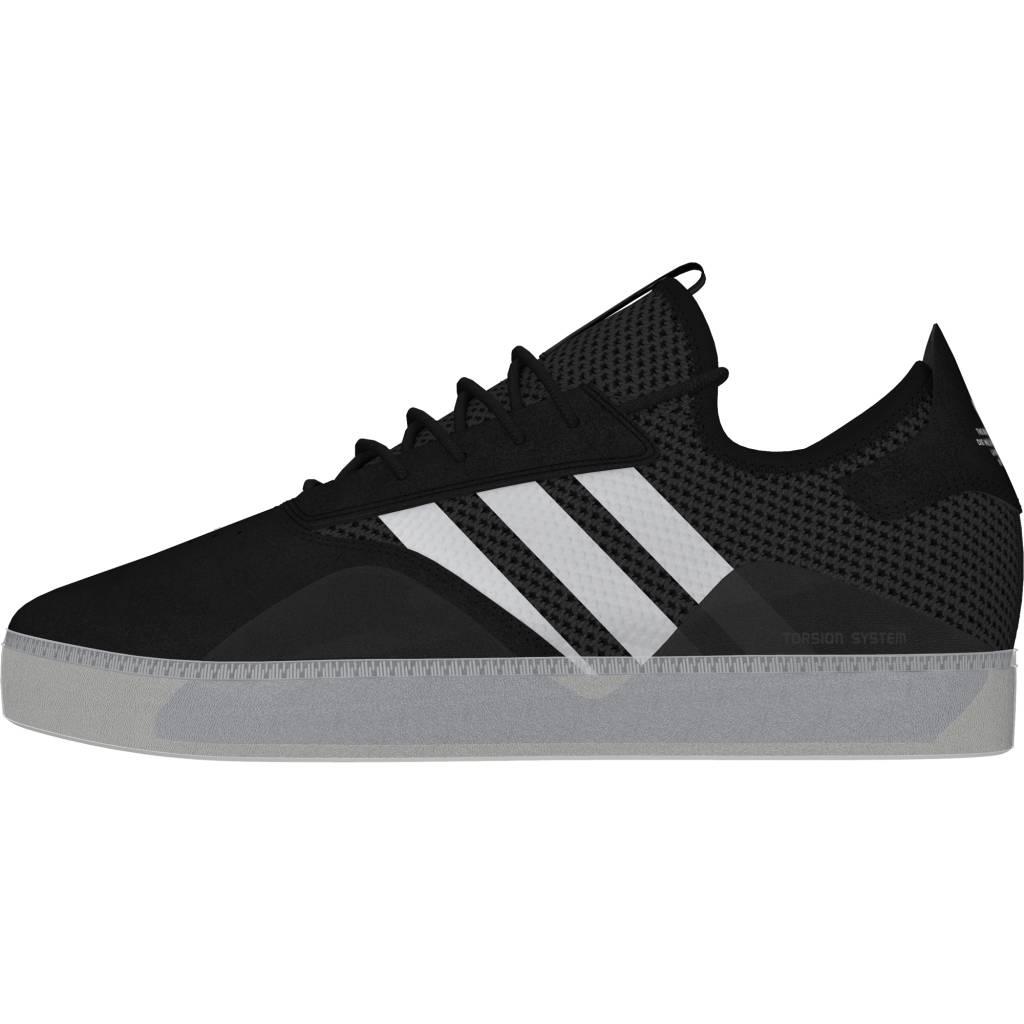 new concept 64956 fbb50 Adidas 3ST.001 Shoes BlackWhiteSilver (CQ1087) - Shredz Shop