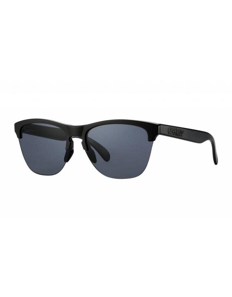 Oakley Frogskins Lite Sunglasses (mtte blk/grey)
