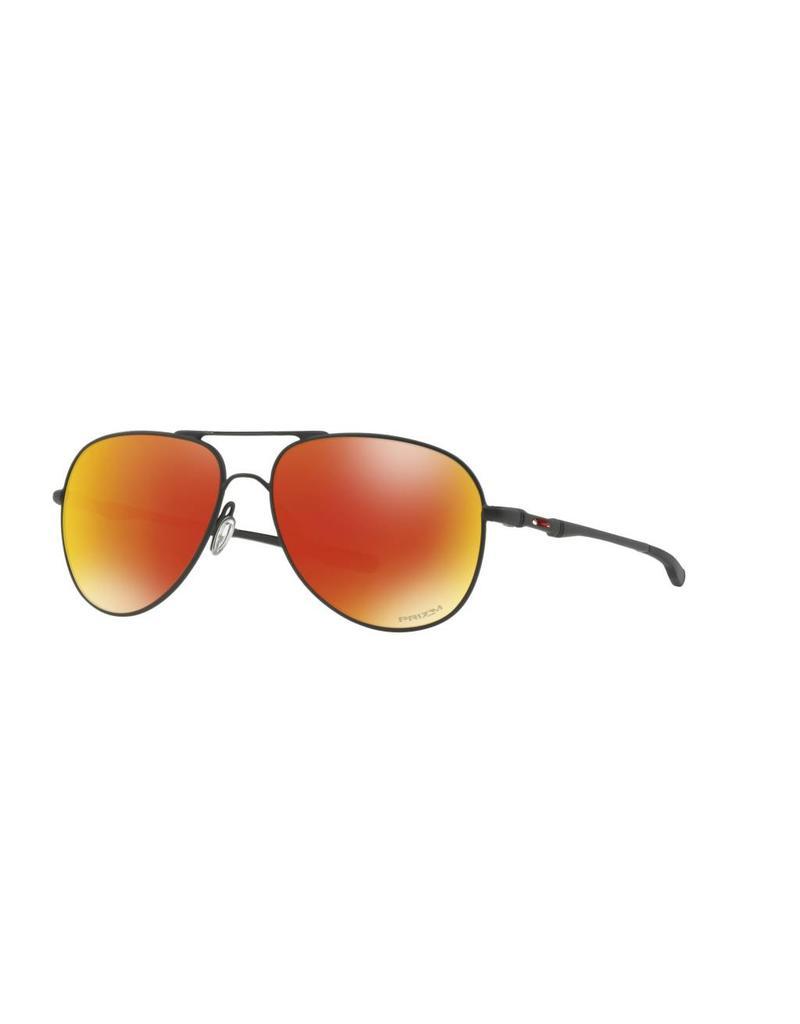 Oakley Elmont L Sunglasses (satin black/ prizm ruby)