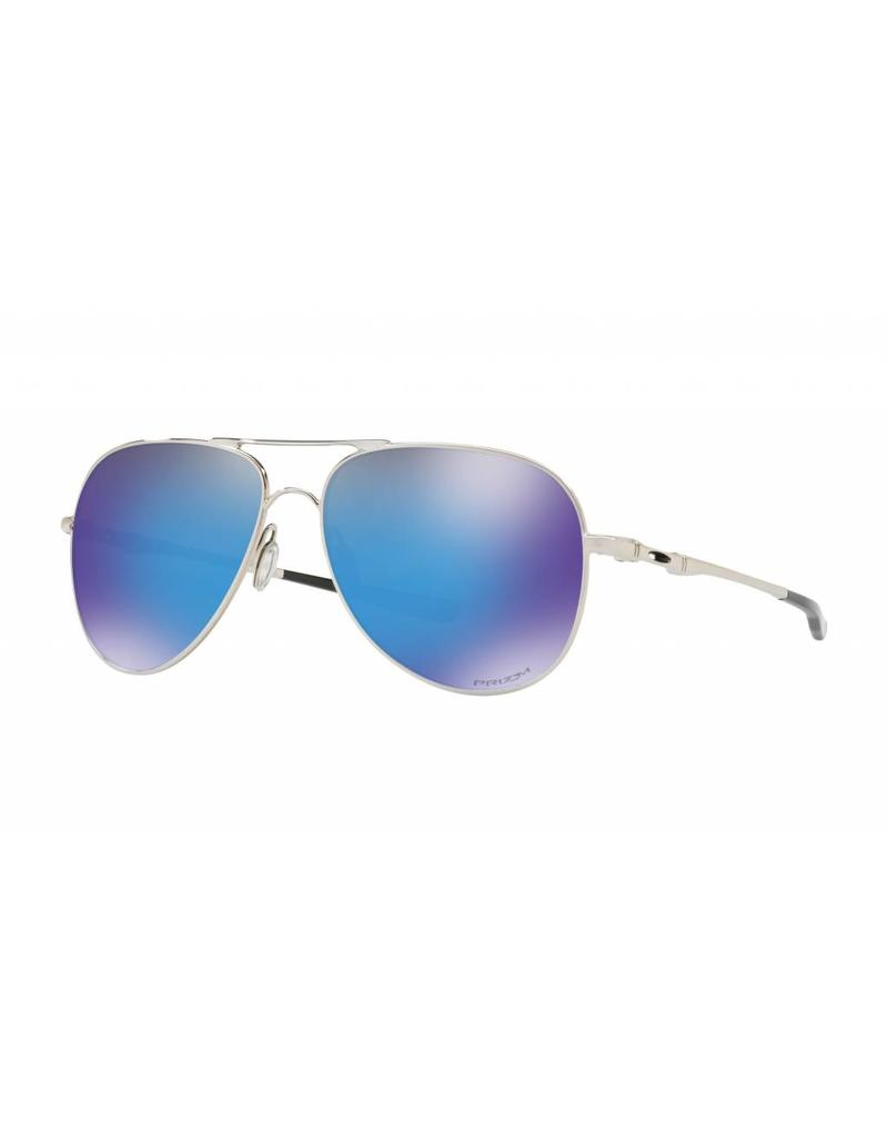0d0a85b7d2e Oakley Elmont M Sunglasses (pol chrome  prizm sapphire) - Shredz Shop