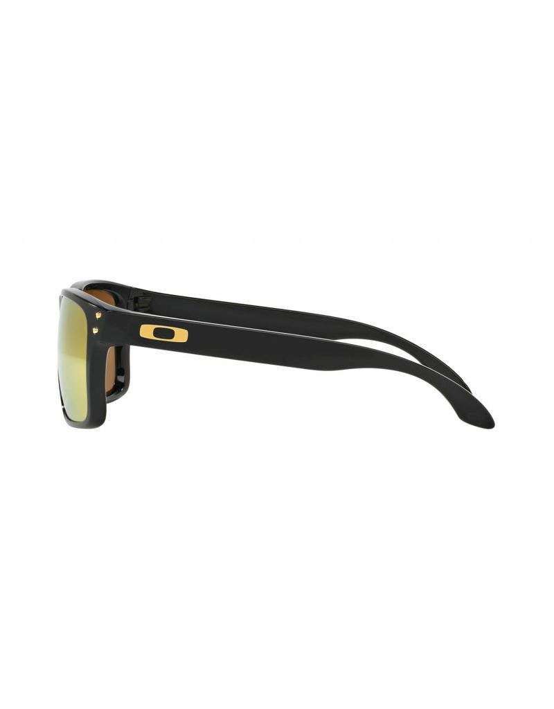 Oakley Holbrook Sunglasses (black/ 24k iridium)
