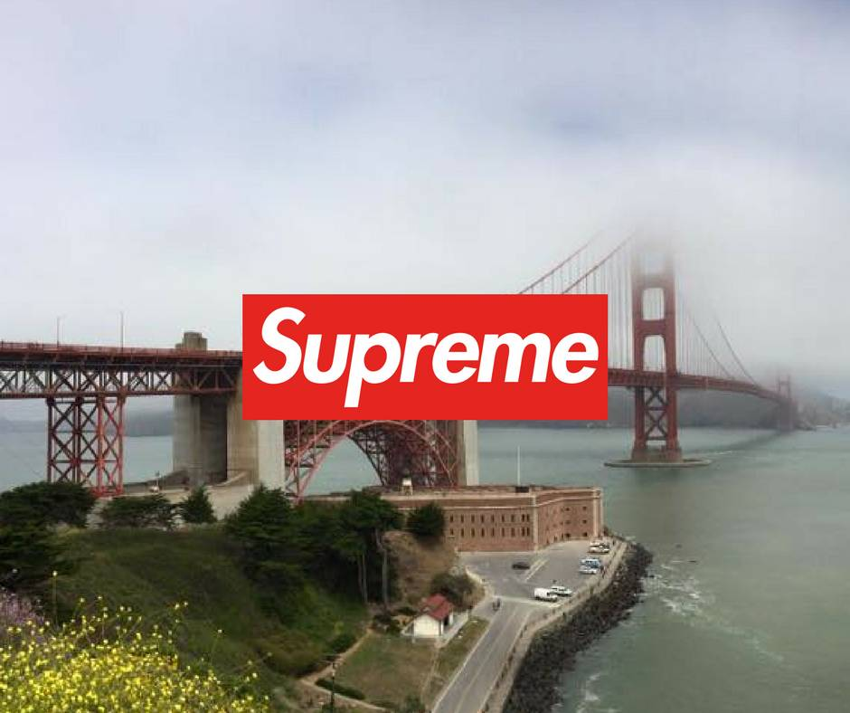 Supreme Announces San Francisco Location