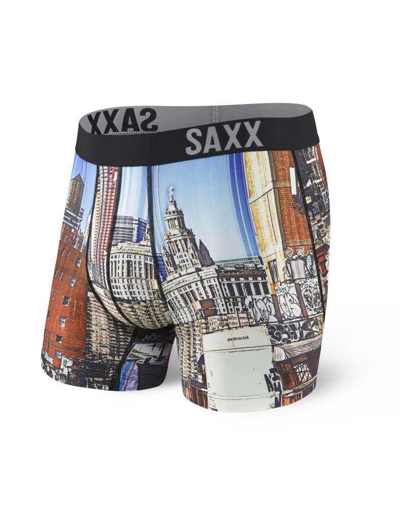 Saxx Saxx Fuse Boxer Brief (city scape)