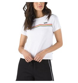 Vans Vans Rainbow Side Stripe T-Shirt