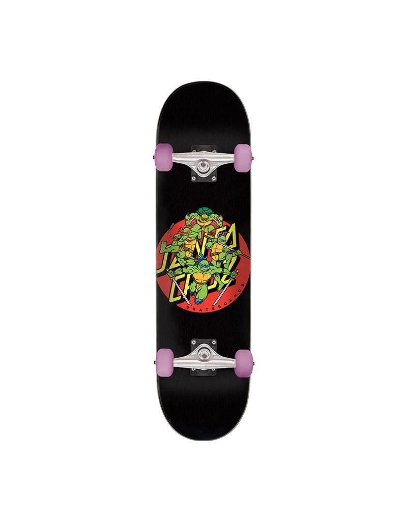 Santa Cruz x TMNT Turtle Power Complete 7.25x29.9