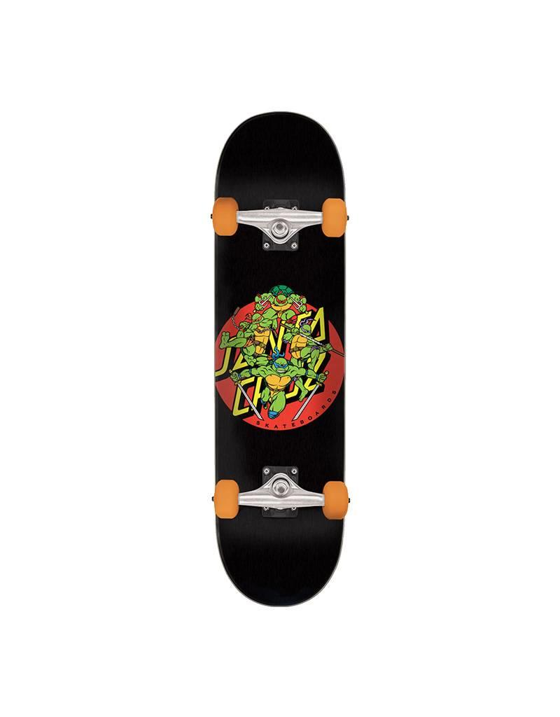 Santa Cruz x TMNT Turtle Power Complete 7.75x31.4