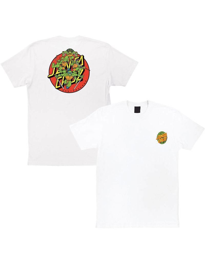 Santa Cruz x TMNT Turtle Power T-Shirt