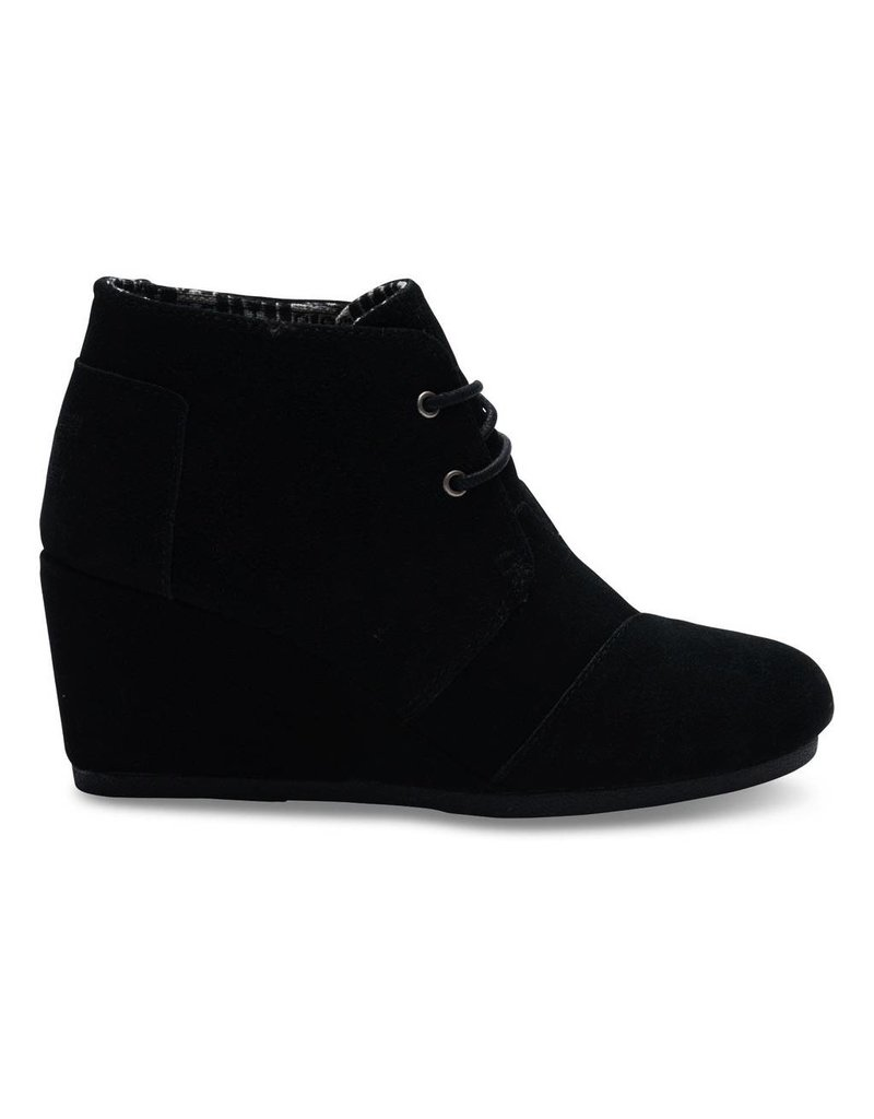TOMS DESERT BOOT WEDGES