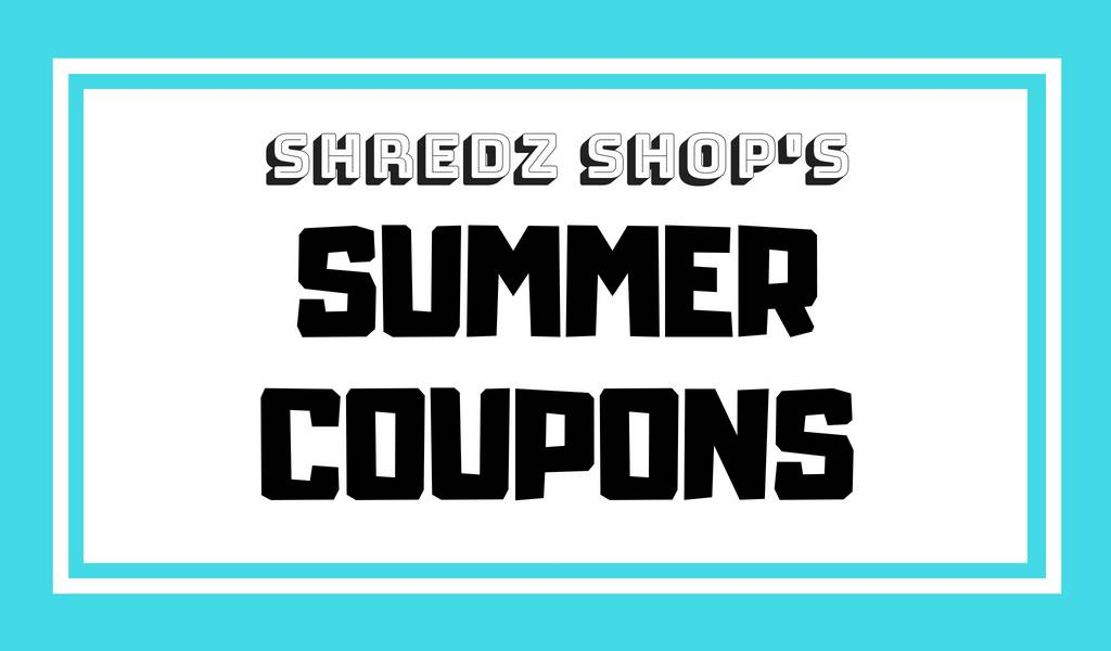 SUMMER COUPONS