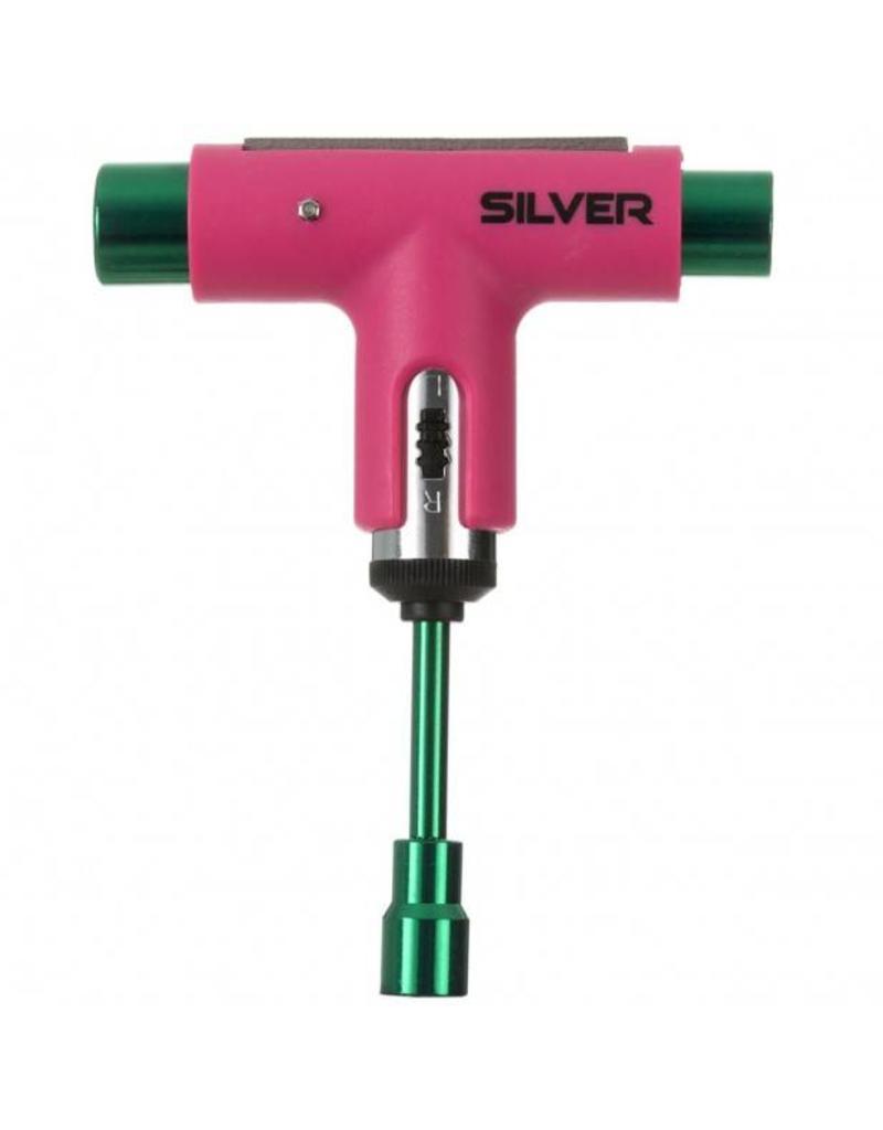 Silver Spectrum Skate Tool