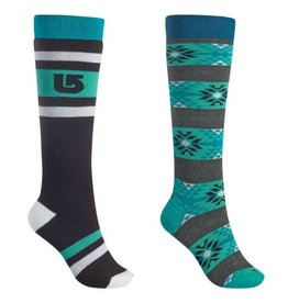 Burton Burton Weekend 2Pack Socks