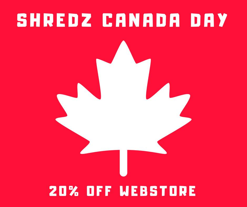 Canada Day Long Weekend Specials!
