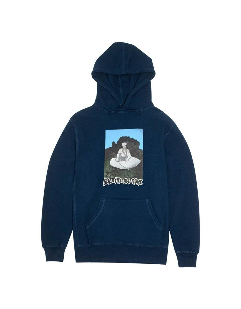 Fucking Awesome Fucking Awesome Serpent on The Mount Hoodie