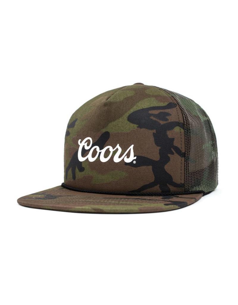 Brixton Brixton x Coors Signature Mesh Hat