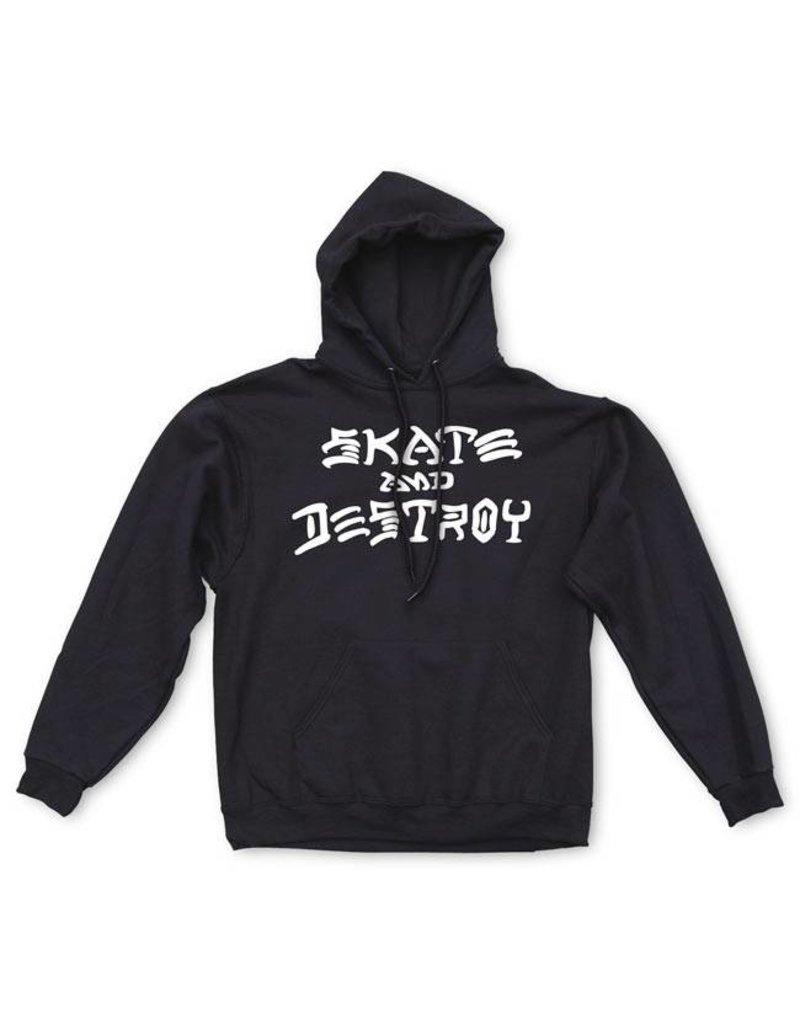 Thrasher Thrasher Skate and Destroy Hoodie