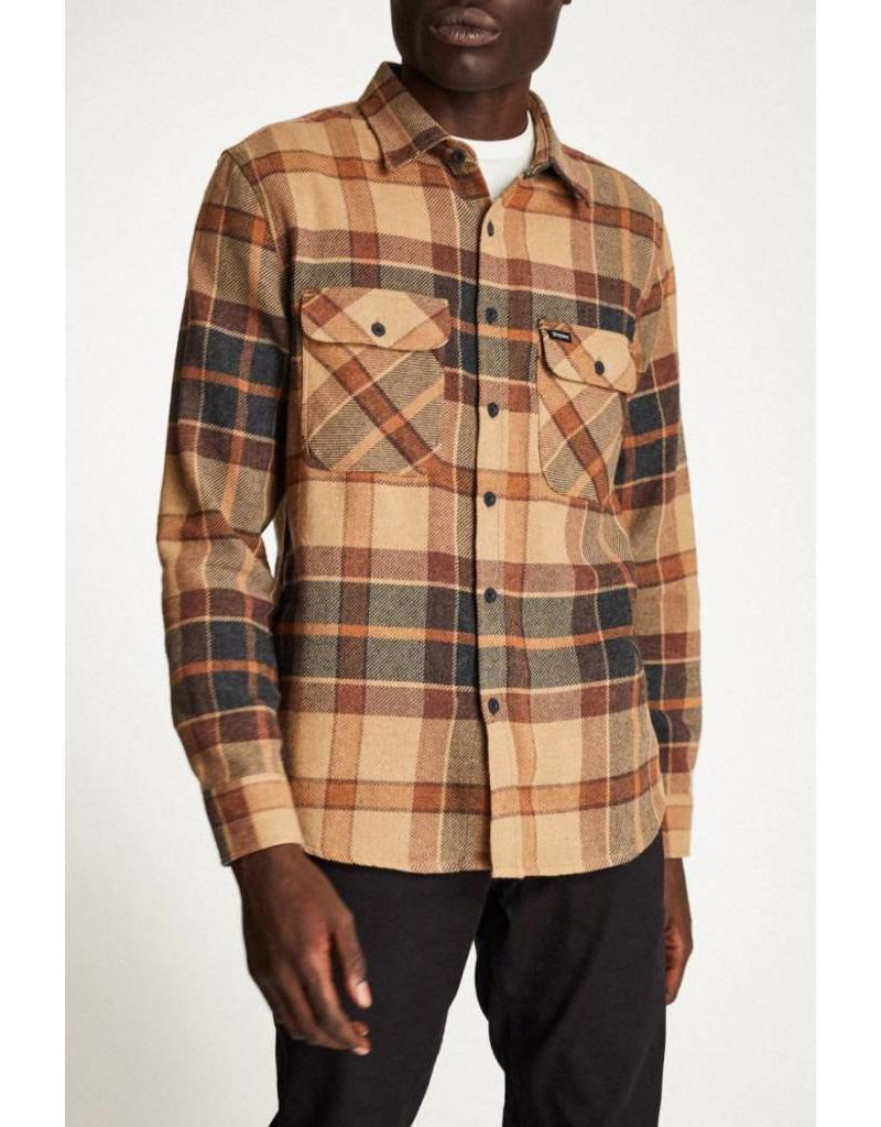 Brixton Brixton Bowery Flannel
