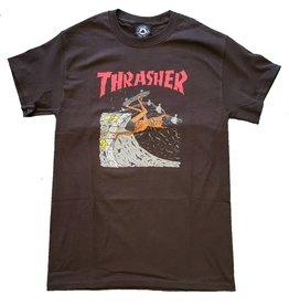 Thrasher Thrasher Neck Face Invert T-Shirt