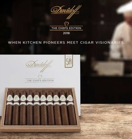 DAVIDOFF OF GENEVA (CT) INC. DAVIDOFF CHEFS EDITION 2018 10CT. BOX