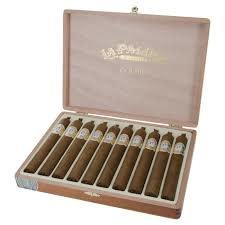 LA PALINA CIGAR CO. LA PALINA GOLDIE 5.875x52 Canonazo 10ct. Box