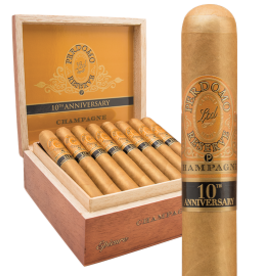 PERDOMO CIGAR CO. PERDOMO CHAMPAGNE FIGURADO SINGLE