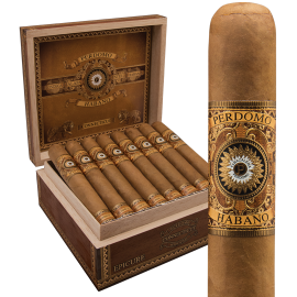 PERDOMO CIGAR CO. PERDOMO HABANO CONNECTICUT 6X54 EPICURE single