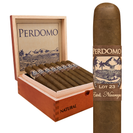 PERDOMO PERDOMO LOT 23 ROBUSTO NATURAL SINGLE