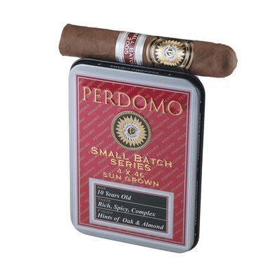 PERDOMO PERDOMO SMALL BATCH SUN GROWN 4X45 4CT. TIN single