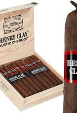 Henry Clay HENRY CLAY RUSTIC CHEROOT PANATELLA 38X5 5/8 20CT. BOX