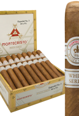 Montecristo MC MONTECRISTO WHITE ROTHCHILDE SINGLE
