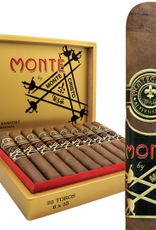 Montecristo MONTE BY MONTECRISTO AJ FERNANDEZ NICARAGUA BELICOSO single