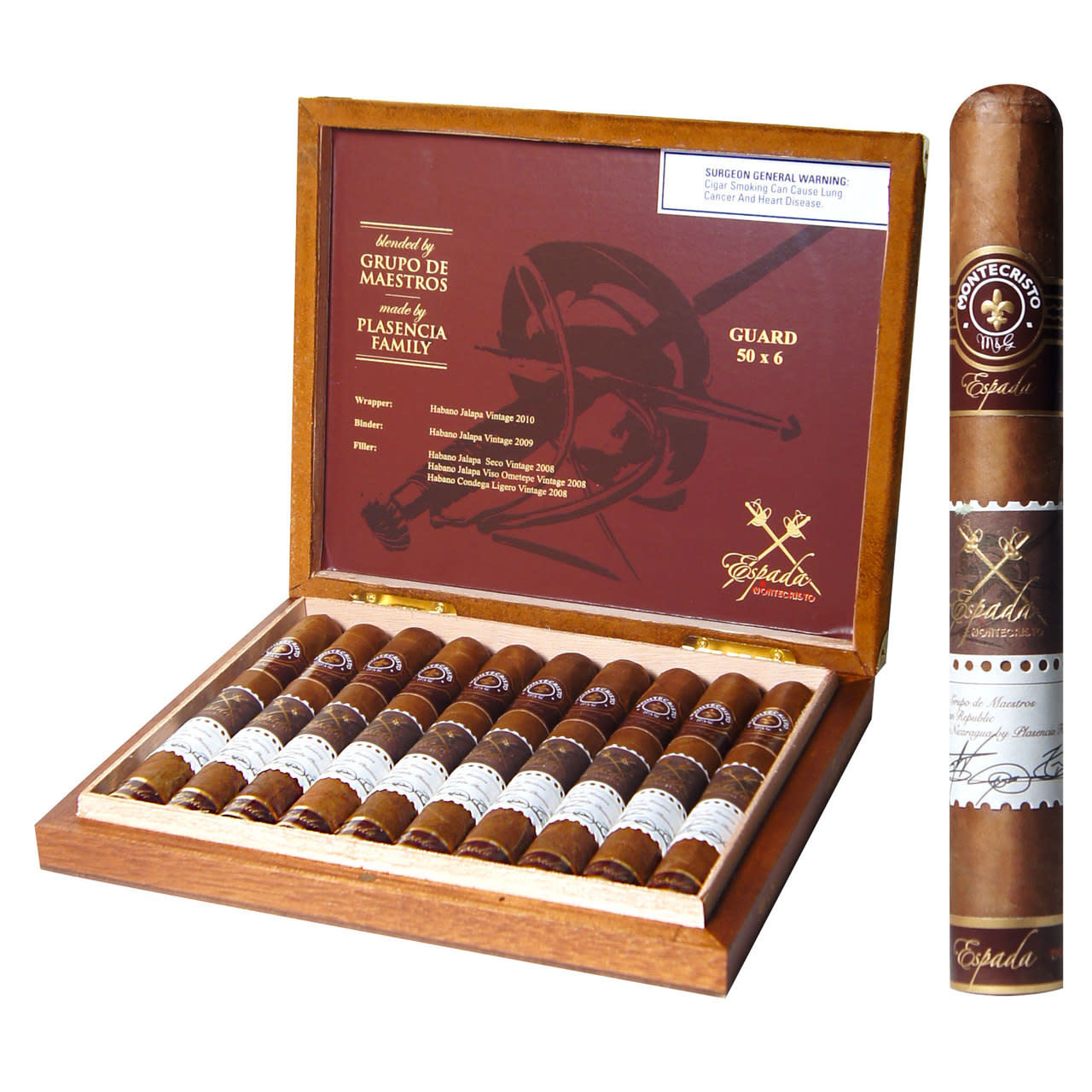 Montecristo MONTECRISTO ESPADA GUARD single