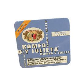 Romeo y Julieta RYJ BLUE FRESH PACK MINI SINGLE