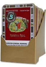 Romeo y Julieta RYJ RESERVA REAL MINUTOS PETITES 6CT. TIN SINGLE