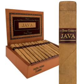 JAVA BY DREW ESTATE RP JAVA LATTE TORO SINGLE