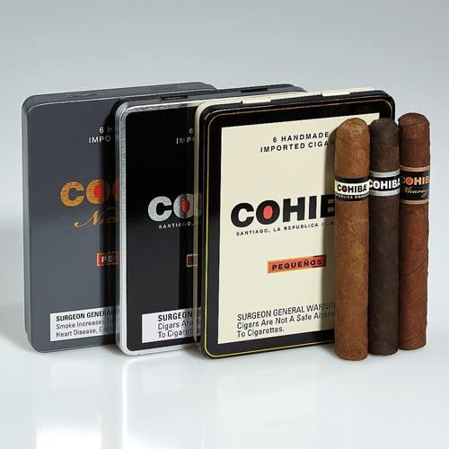Cohiba COHIBA PEQUENOS NATURAL TIN