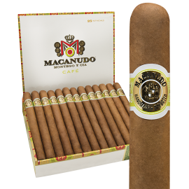 Macanudo MACANUDO CAFE PORTOFINO SINGLE